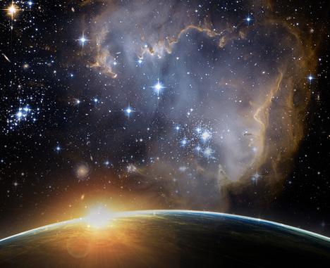 Колку е голема и како настанала Вселената?